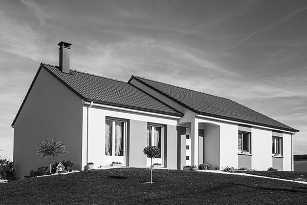 babeau seguin orleans terrain maison m best plan maison moderne en u plan architecte. Black Bedroom Furniture Sets. Home Design Ideas