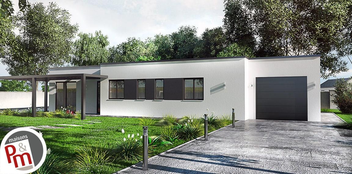 Pergolair - Maison moderne et fonctionnelle