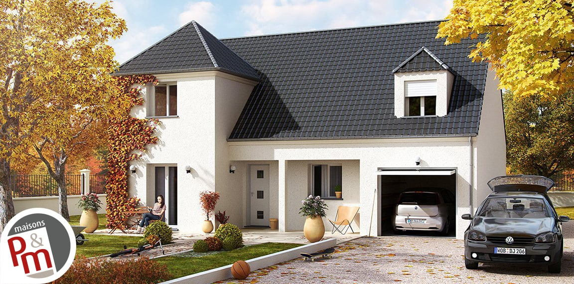 Domainiere Etage Plan Maison 3d