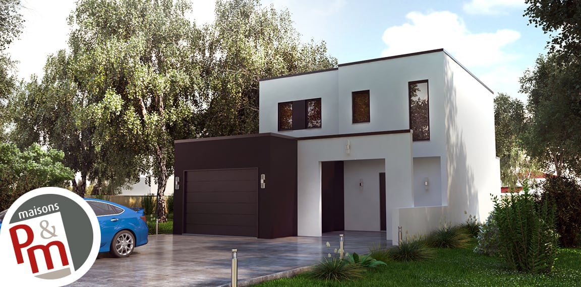 Symphonie plan maison for Modele maison nobless