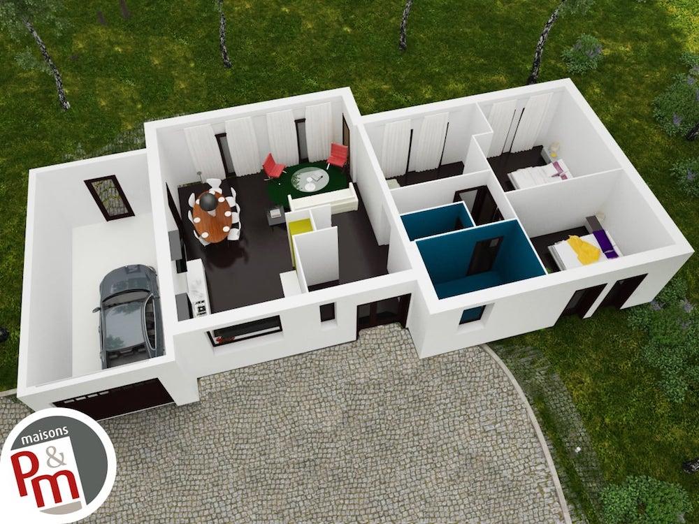 Crescendo  Plan Maison