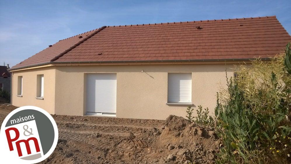 Versiere briare 45 photo r alisation de maison for Location maison loiret 45