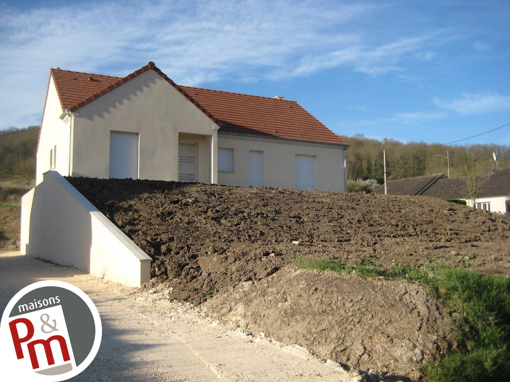 Sauvetiere photo r alisation de maison for Realisation maison