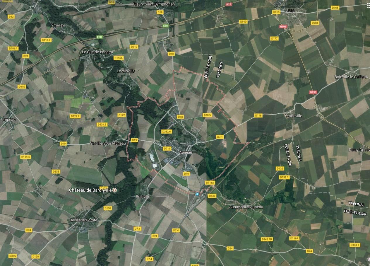 Offre terrain maison auneau 28700 for 28700 auneau