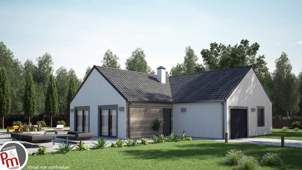 Maison Contemporaine : Plans et Modèles de maisons
